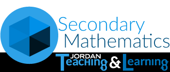 Secondary Mathematics | Jordan Curriculum & Staff Development